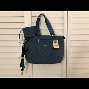 Baggallini Quilted Avenue Tote